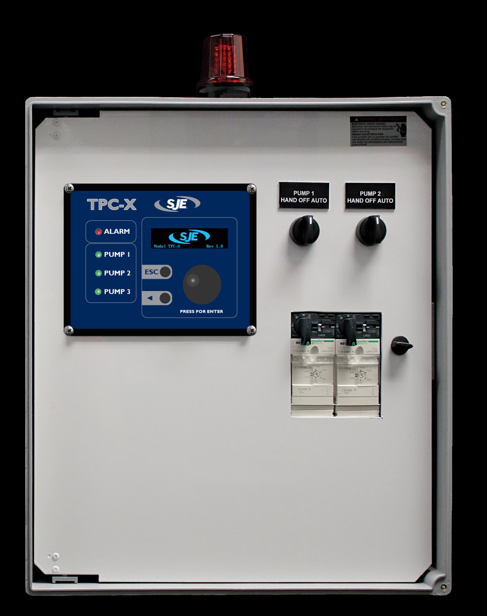 Modelo 32XR - Duplex Trifasico